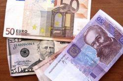 Изменения стоимости в иностранных валютах